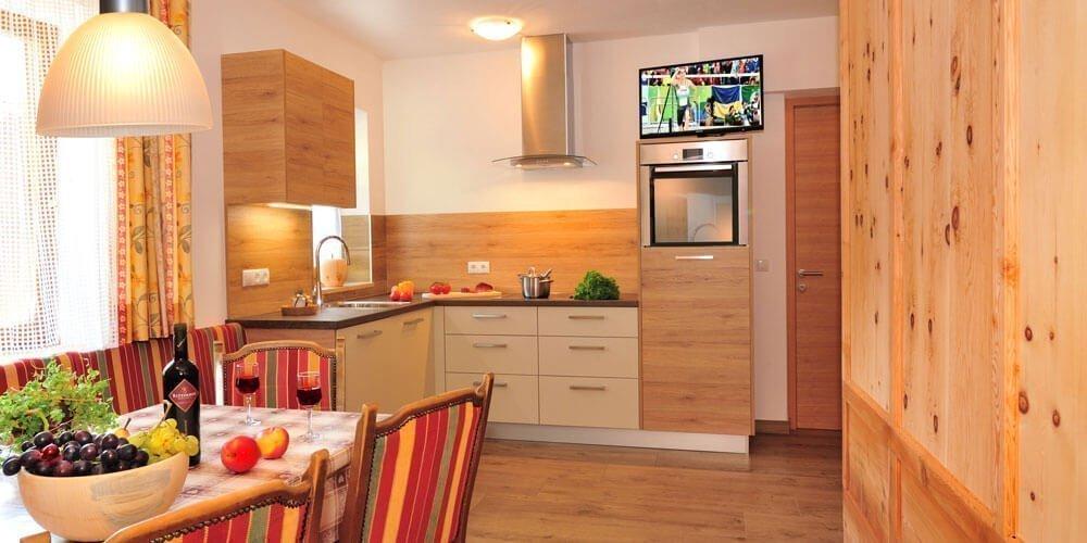 Gli appartamenti per le vacanze a Racines – vacanze individuali con la famiglia in Alto Adige