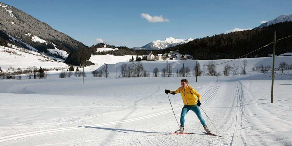 Skiing holidays in Racines in the family friendly Val Giovo